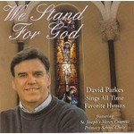 DAVID PARKES - WE STAND FOR GOD (CD)...