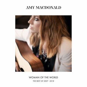 AMY MACDONALD - WOMAN OF THE WORLD THE BEST OF 2007-2018 (CD)