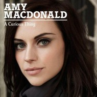 AMY MACDONALD - A CURIOUS THING (CD).