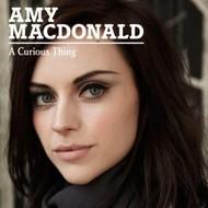 AMY MACDONALD - A CURIOUS THING (CD).