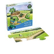 TRACTOR TED - PLAYMAT PUZZLE