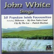 JOHN WHITE - JOHN WHITE SINGS 16 POPULAR IRISH FAVOURITES (CD).  )