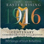 1916 - 2016 EASTER RISING COMMEMORATIVE COLLECTION (CD)...