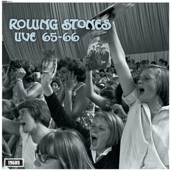THE ROLLING STONES - LIVE AT THE PARIS OLYMPIA (Vinyl LP)