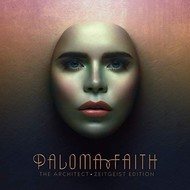 PALOMA FAITH - THE ARCHITECT (CD).