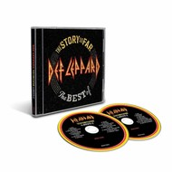 DEF LEPPARD - THE STORY SO FAR THE BEST OF DEF LEPPARD (2 CD Set)...
