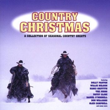 COUNTRY CHRISTMAS - VARIOUS ARTISTS (CD)