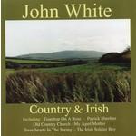 JOHN WHITE - COUNTRY AND IRISH (CD)...