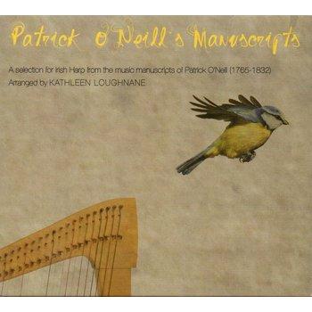 KATHLEEN LOUGHNANE - PATRICK O'NEILL'S MANUSCRIPTS (CD)