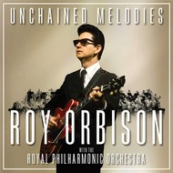 ROY ORBISON with ROYAL PHILHARMONIC ORCHESTRA - UNCHAINED MELODIES (CD).