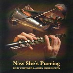 BILLY CLIFFORD & GERRY HARRINGTON - NOW SHE'S PURRING (CD)...