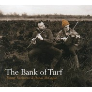 TOMMY FITZHARRIS & DÓNAL MCCAGUE - THE BANK OF TURF (CD)...