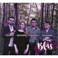 DAVID DOOCEY, ANNE BRENNAN, STEPHEN DOHERTY, SHANE MCGOWAN - BLÁS (CD)...