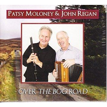 PATSY MOLONEY & JOHN REGAN - OVER THE BOG ROAD (CD)