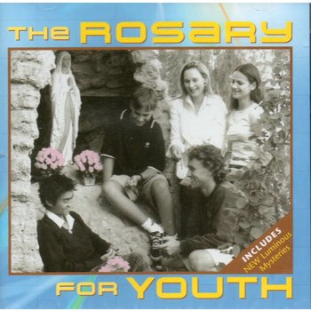 THE ROSARY FOR YOUTH (CD)