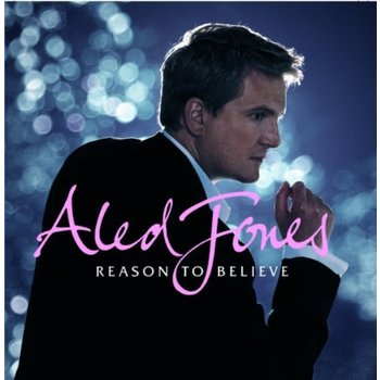 ALED JONES - REASON TO BELIEVE (CD)