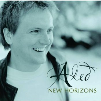 ALED JONES - NEW HORIZONS (CD)