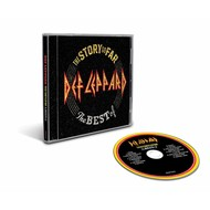 DEF LEPPARD - THE STORY SO FAR THE BEST OF DEF LEPPARD (CD).