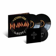 DEF LEPPARD - THE STORY SO FAR THE BEST OF DEF LEPPARD (Viny LP).