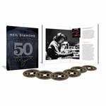 NEIL DIAMOND - 50TH ANNIVERSARY COLLECTOR'S EDITION (6 CD Set).
