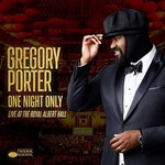 GREGORY PORTER - ONE NIGHT ONLY (CD/DVD).