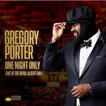 GREGORY PORTER - ONE NIGHT ONLY (CD/DVD)