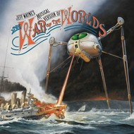 JEFF LYNNE'S - THE WAR OF THE WORLDS (2 CD SET).