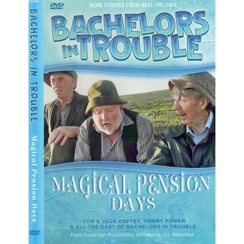 BACHELORS IN TROUBLE - MAGICAL PENSION DAYS (DVD)