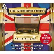 UK NUMBER ONES, NOVEMBER 1952-JULY 1958 (CD)...