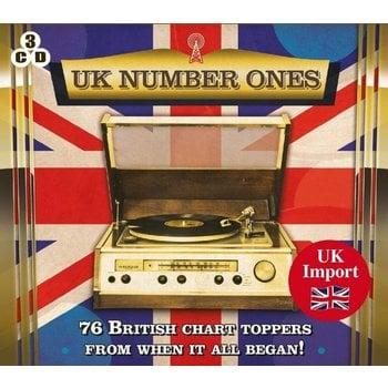 UK NUMBER ONES, NOVEMBER 1952-JULY 1958 (3 CD Set)