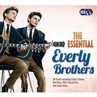 EVERLY BROTHERS - THE ESSENTIAL EVERLY BROTHERS (3 CD Set)...