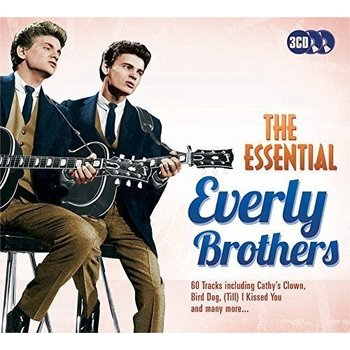 EVERLY BROTHERS - THE ESSENTIAL EVERLY BROTHERS (3 CD Set)