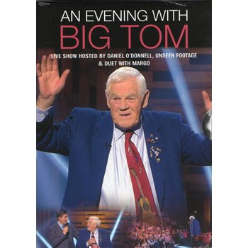 BIG TOM - AN EVENING WITH BIG TOM (DVD)