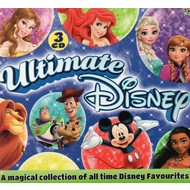 ULTIMATE DISNEY - VARIOUS ARTISTS (CD)...