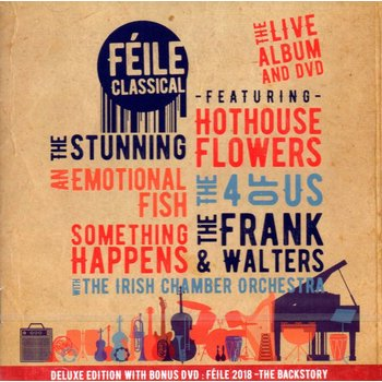FÉILE CLASSICAL - VARIOUS ARTISTS (CD/DVD)