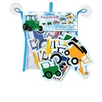 TRACTOR TED - FOAM BATH STICKERS