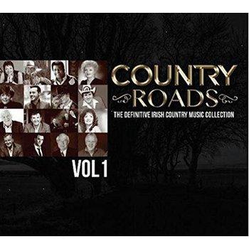 COUNTRY ROADS - VARIOUS IRISH ARTISTS (CD)