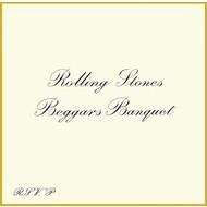 ROLLING STONES - BEGGARS BANQUET (CD).