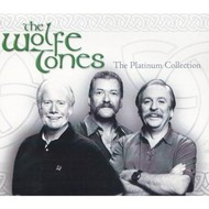 THE WOLFE TONES - THE PLATINUM COLLECTION (CD)...