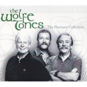 THE WOLFE TONES - THE PLATINUM COLLECTION (CD)