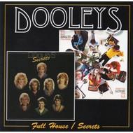 THE DOOLEYS - FULL HOUSE / SECRETS (CD)...