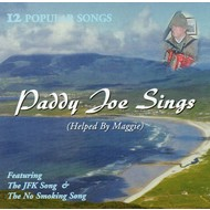 PADDY JOE - SINGS 12 POPULAR SONGS (HELPED BY MAGGIE) CD...