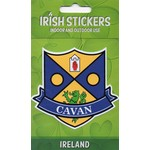 CAVAN - COUNTY STICKER...