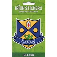 CAVAN - COUNTY STICKER