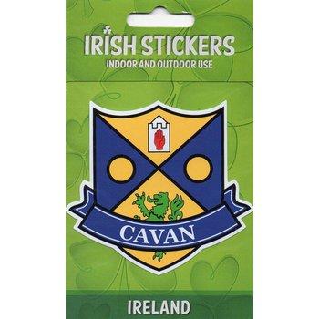 CAVAN - COUNTY STICKER