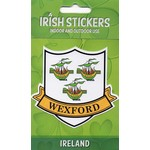 WEXFORD - COUNTY STICKER