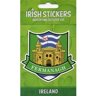 FERMANAGH - COUNTY STICKER