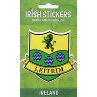 LEITRIM - COUNTY STICKER