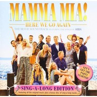 MAMMA MIA HERE WE GO AGAIN SING-A-LONG EDITION (2 CD Set).