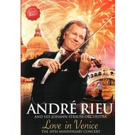 ANDRE RIEU - LOVE IN VENICE (DVD).